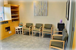 Willoughby Dental Centre Waiting Area