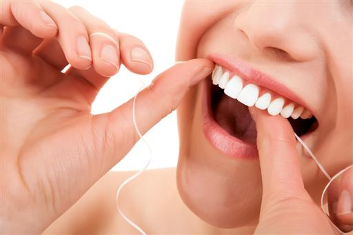 how to floss willoughby dental centre