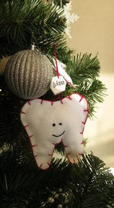 Willoughby Dental Tooth Decoration