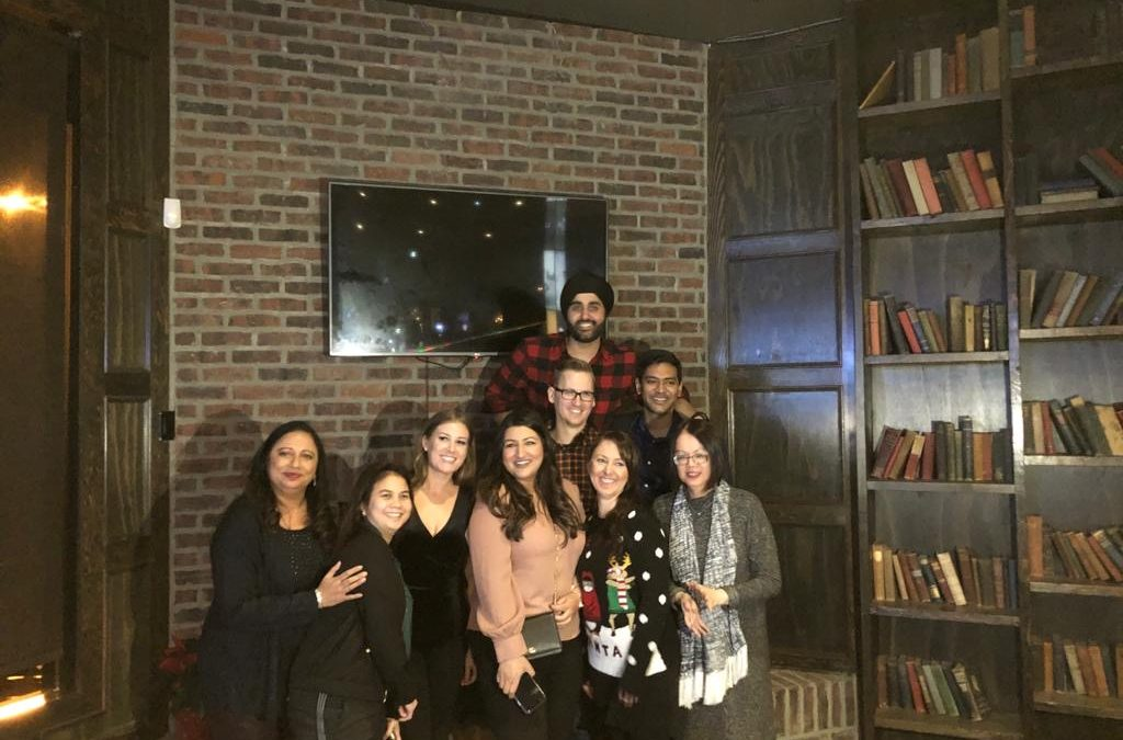 Willoughby Dental Staff Holiday Party 2019
